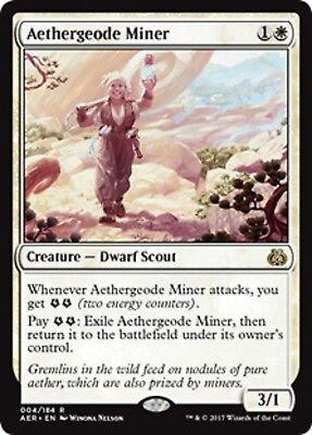 MtG Magic The Gathering Aether Revolt Rare And Mythic Cards x1