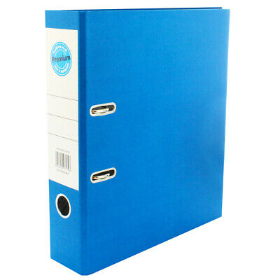 A4 Blue Lever Arch File, Stationery, Brand New