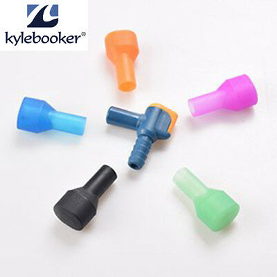 KyleBooker Bag Hydration Mouthpieces Water Bladder Backpack Water Kit Accessory
