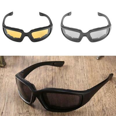 Motorcycle Glasses Windproof Dustproof Eye Glasses Goggles Outdoor Glasses TR