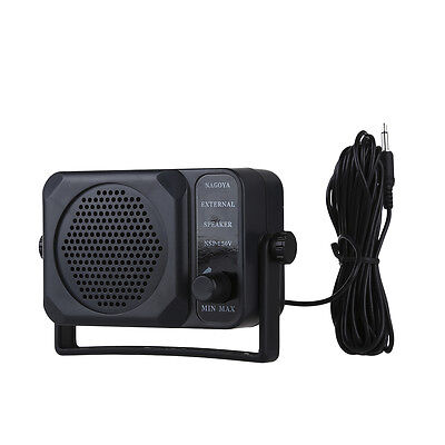 PRO CB Radios Car External Speaker NSP-150V For Kenwood Motorola ICOM Yaesu AU
