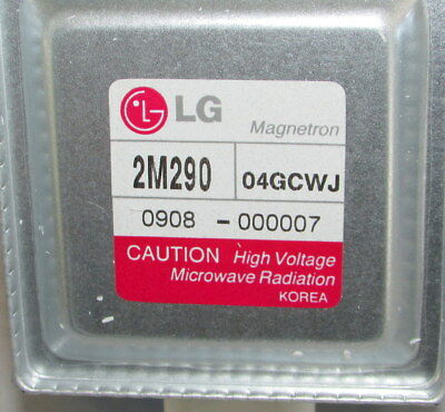 LG Magnetron 2M290 Industrial Microwave Magnetron 3000w New In Box