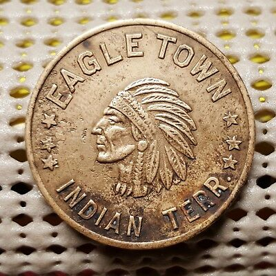 Eagletown Indian Terr Lee's Trading Post Dollar Trade