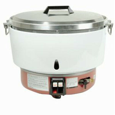 Thunder Group GSRC005L 50 CUP 400 BTU Gas Rice Cooker - LP
