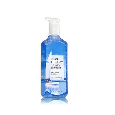 Bath & Body Works Lakeside Afternoon Deep Cleansing Hand Soap 8 fl oz / 236ml