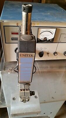 Unitek   PN 2-146-02  THIN-LINE WELDING HEAD  tested VGC