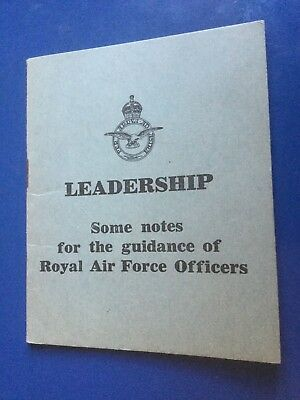 Rare vintage WW2 RAF Royal Air Force pamphlets and guides