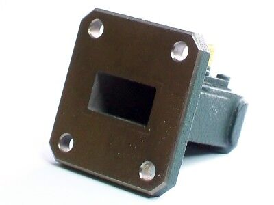 FMI FLANN MICROWAVE WR75 10 - 15 GHZ waveguide SMA  adapter  17094-SF40