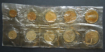 USSR Russia 1968 Kopek to Rouble Uncirculated Mint Set
