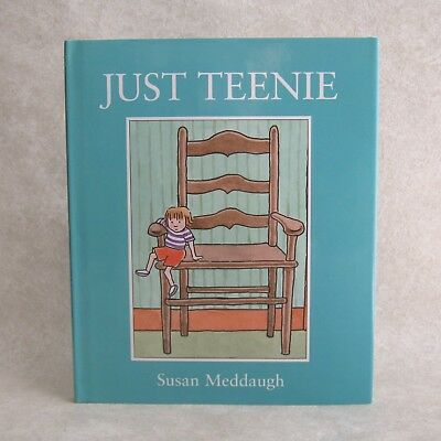 Just Teenie by Susan Meddaugh 2006 1st Edition Hardcover Accepting Yourself