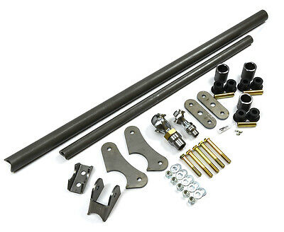 Universal Anti Wrap Traction Bar Kit  -Offroad-Heavy Duty-Complete Kit