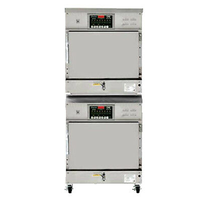 Winston CVap Electric Thermalizer Oven Stacked Half Size, 8 Pan Cap.