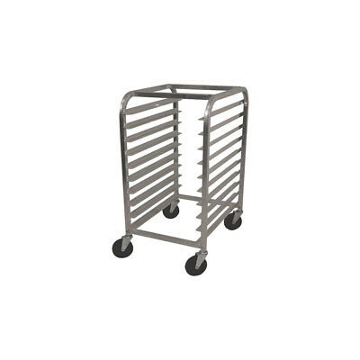 """Advance Tabco All Welded Alumin Pan Rack Holds 10 18"""" x 26"""" Sheets Pans"""
