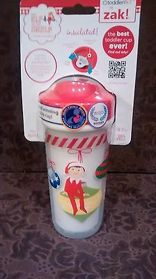 Toddleriffic BY Zak Sippy Cup LOT OF 5 CUPS -- NEW AND SEALED
