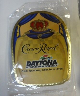 Crown Royal Daytona NASCAR Speedway Collector's Series Labels