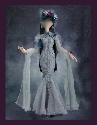 Tonner Evangeline Ghastly Moon Dust Outfit Le200 New Off Of New Doll