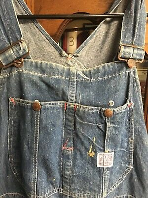 Pay Day Coverall JC Penny Vintage