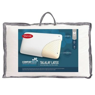 NEW Tontine Comfortech Talalay Latex Pillow By Spotlight