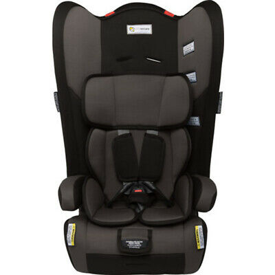 InfaSecure Rally II Car Seat - Blackberry Converts from carseat to booster seat