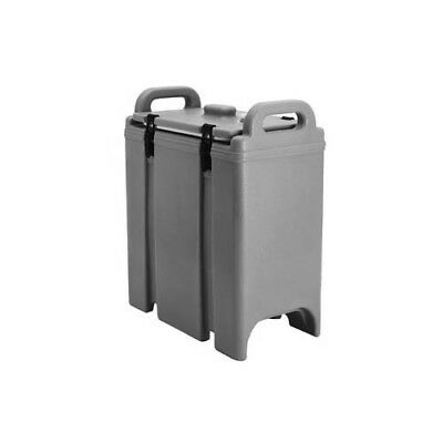 Cambro 350LCD401 Camtainer 3-3/8 Gallon Insulated Soup Carrier - Slate Blue