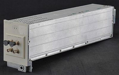HP 70911A 10-100MHz Ultra-Wide Bandwidth IF OPT 004 005 MMS Module for 70001A