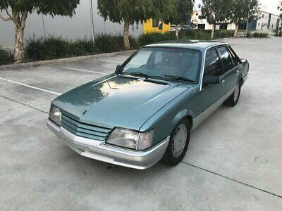 1987 Holden HDT Commodore SS Manual 5sp M Sedan