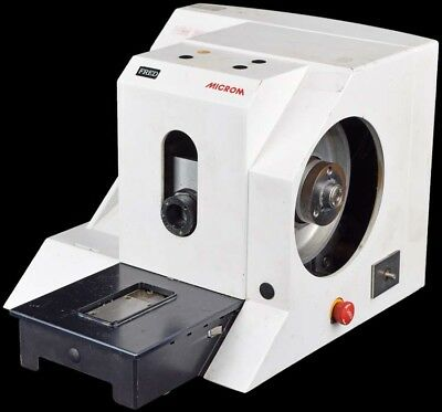 Microm HM 355 Laboratory Benchtop Tissue Sectioning Rotary Microtome PARTS