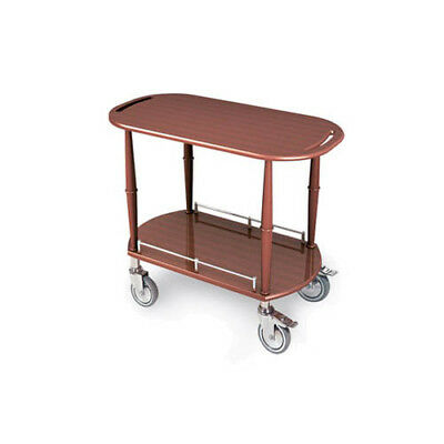 """Lakeside 70524 17-3/4""""Dx35-1/2""""Wx32-1/4""""H Spice Serving Cart"""