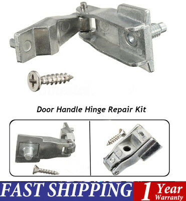 Fiat 500 Chrome Outer Door Handle Hinge Repair Kit OS or NS New Genuine 51964555