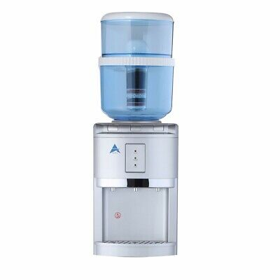 Water Cooler Benchtop Chiller purifier hot cold Ambient Awesome Aimex Silver
