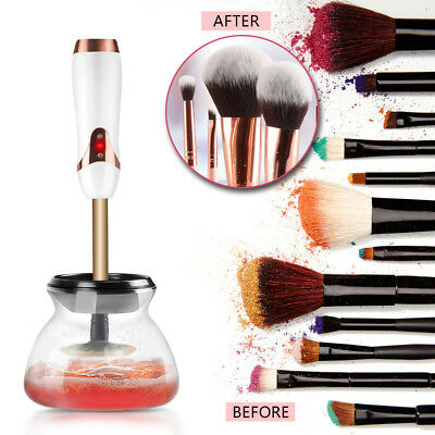 New in Market: Rechargeable Makeup Brush Cleaner Kit