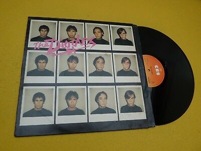 The Diodes – The Diodes (EX-/VG++) inner  LP ç