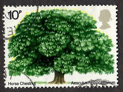 Great Britain: British Trees (2nd issue); fine used
