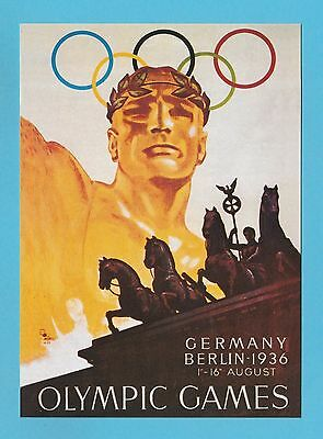 Sports  Postcard  -  The  Sporting  Postcard  Co.   - Olympic  Games  1936