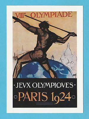 Boxing  Postcard  -  The  Sporting  Postcard  Co.   - Olympic  Games  1924