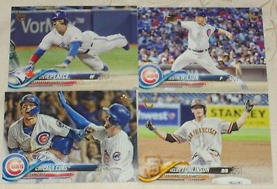2018 Topps Series 2 VINTAGE STOCK LOT OF 4 #ED TO 99 #'S 380,399,524,643