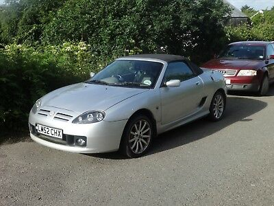 MG TF 160 Sprint - Spares or Repairs (Overheats!)