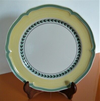 Villeroy & Boch, grande assiette plate, French Garden Vienne, Country collection