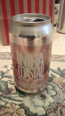 Intra-Coastal Bag Lunch Brown Ale Can