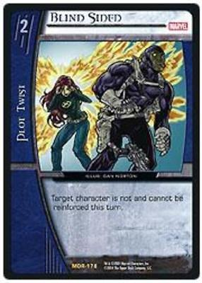 VS System: Reign of Terror Foil Moderately Played Marvel Origins TCG CCG Cla