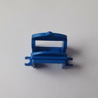 LEGO x 4 Sand Blue Horse Saddle with Two Clips NEW 4491b Prince of Persia