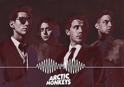 Arctic Monkeys Rock Music Quote Cover 8x12 24x36 Hot Poster Y201