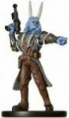Star Wars Miniatures Revenge of the Sith 43/60 Chagrian Mercenary Commander