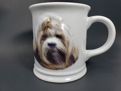 Lhasa Apso Coffee Mug Cup 3D Picture