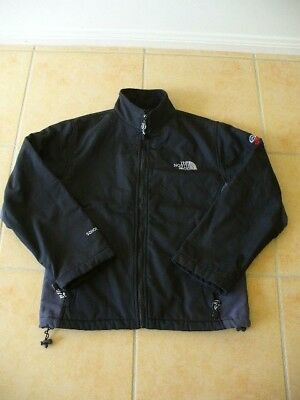 North Face/Summit Series Ladies Jacket Size S Black/Grey Insert Excellent Cond