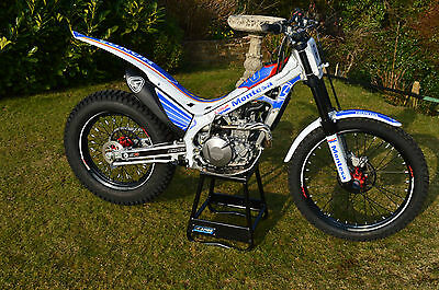 2017 Montesa Cota Rothmans Replica 4Rt 260 Trials Bike - St Blazey Mx