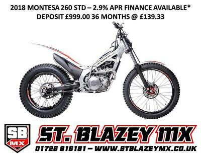 2017 Montesa Cota 4Rt 260 Trials Bike - 48 Months 0% Apr Finance Available