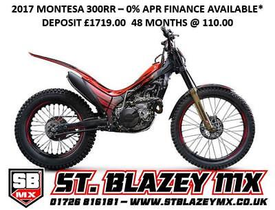 2017 Montesa Cota 4Rt 300Rr - 48 Months 0% Apr Finance Available