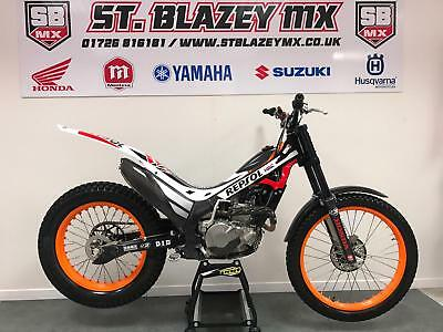 2016 Montesa Repsol Mrt 260 Road Registered - 1 Owner From New