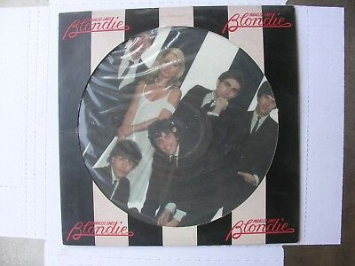 Blondie Parallel Lines Picture Disc, 1978